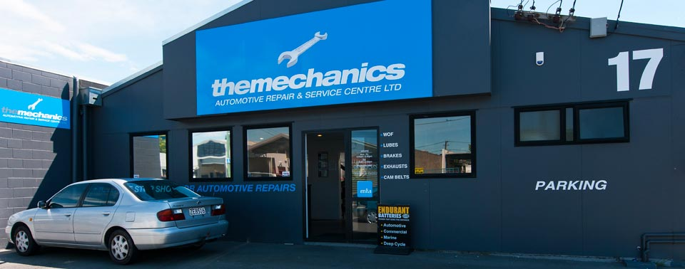 the mechanics christchurch