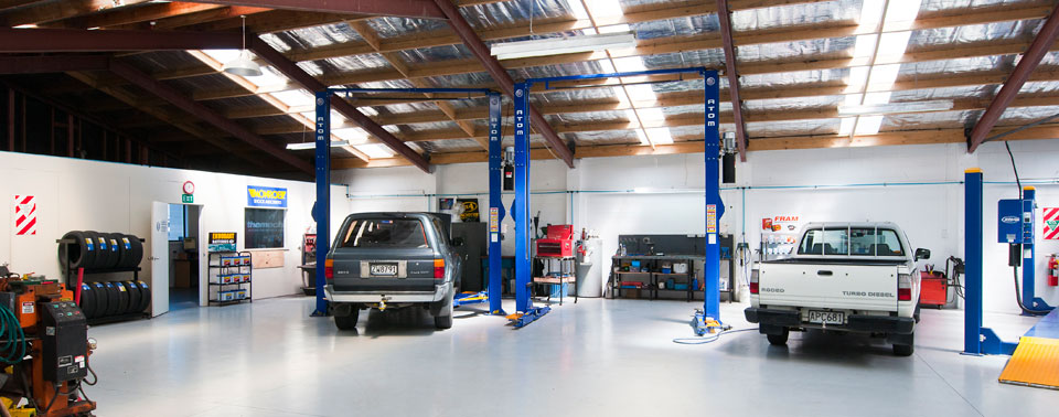 The Mechanics | Automotive Repairs & Service Centre Ltd
